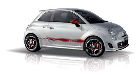 500 Abarth Accessories