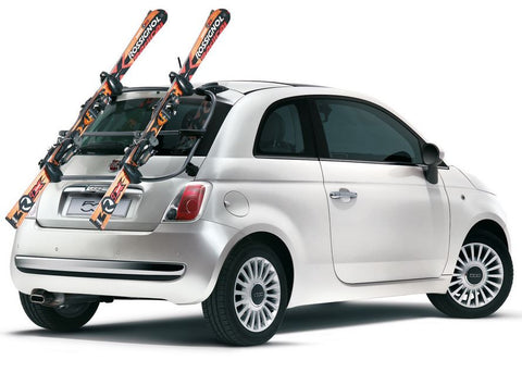 Fiat 500 Touring & Travel