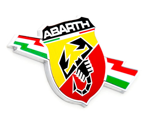 124 Abarth Badges & Decals