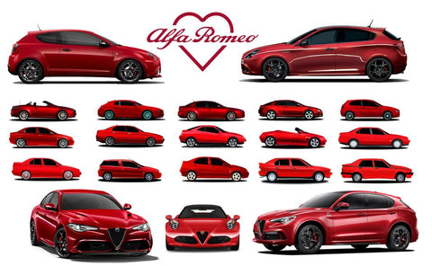 Alfa Romeo Parts & Accessories