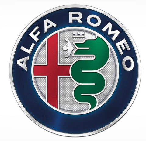 Alfa Romeo Badges