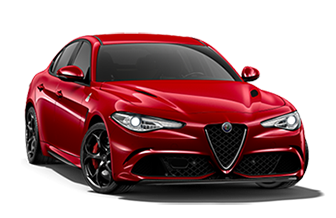 Alfa Romeo Giulia Badges & Decals