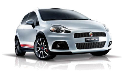 Grande Punto Abarth Accessories