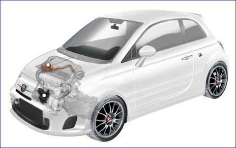 Punto Evo Abarth Parts - Lubrication