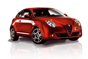 Alfa Romeo Mito Accessories