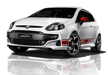 Punto Evo Abarth Accessories