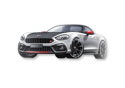 124 Abarth Accessories powered by Mopar®