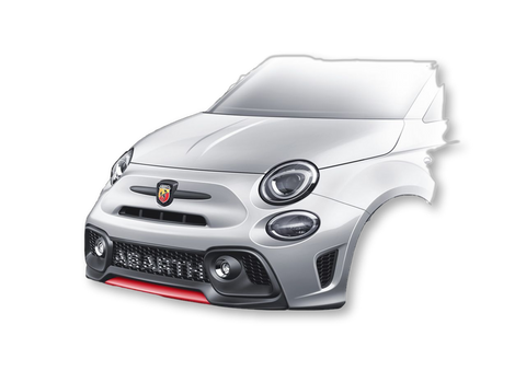 500 Abarth Replacement Parts