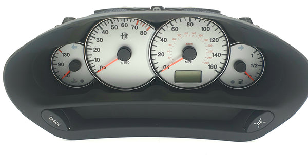 Speedo Head - 166 V6 Manual
