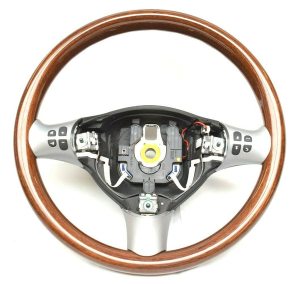 Steering Wheel, Wood - 147 & GT