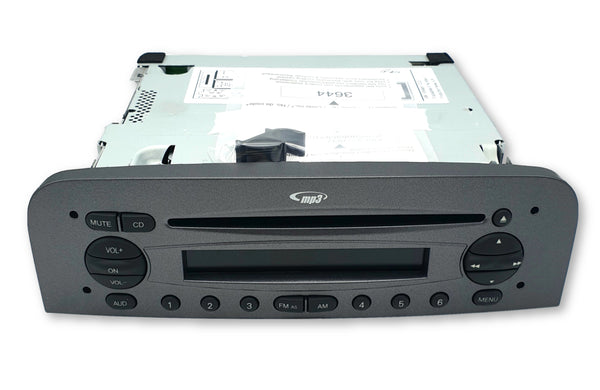 Head Unit (Radio CD) - 147 / GT