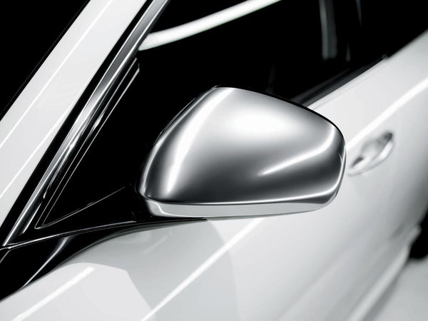 Brushed Alloy Mirror Covers - Alfa Romeo 159 156079458 156079457