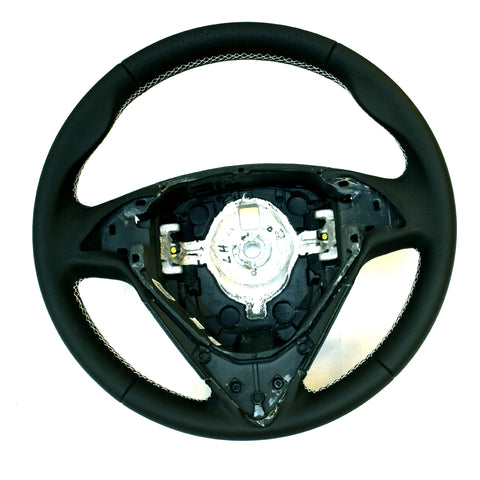 Steering Wheel, Black Leather - Giulietta