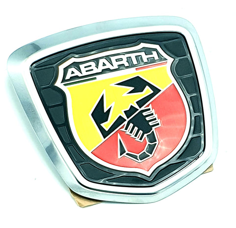Badge, Tailgate - 500 Abarth