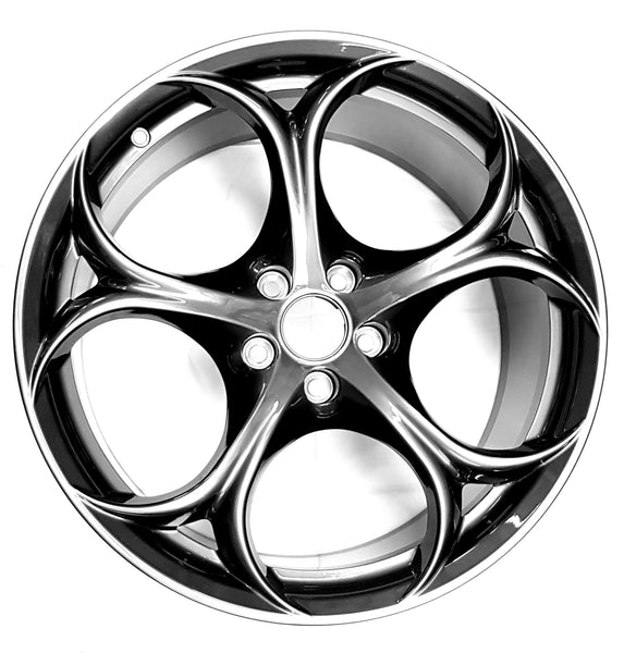 "19"" Alloy Wheel - Giulia (Front)"