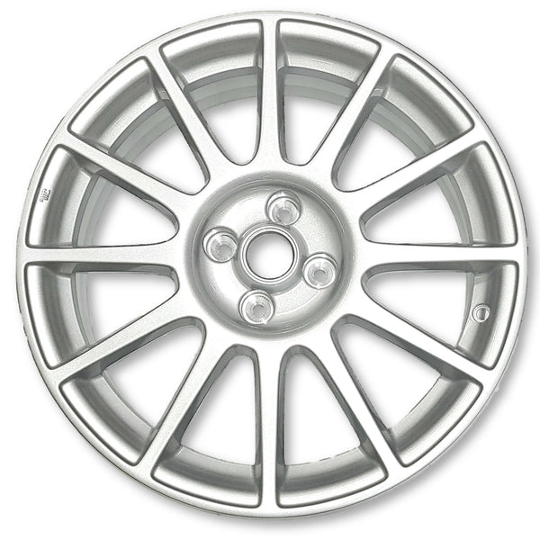 "17"" Alloy Wheel (Silver) - 500 Abarth"