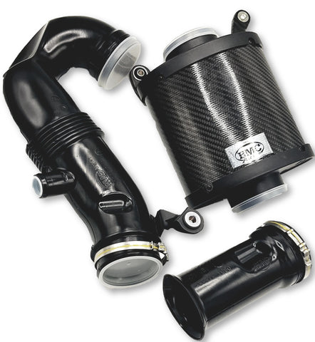 BMC Air Filter Kit, Carbon - 500 Abarth Biposto