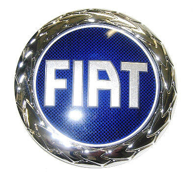 Bonnet Badge - Mk2 Fiat Punto 46522729