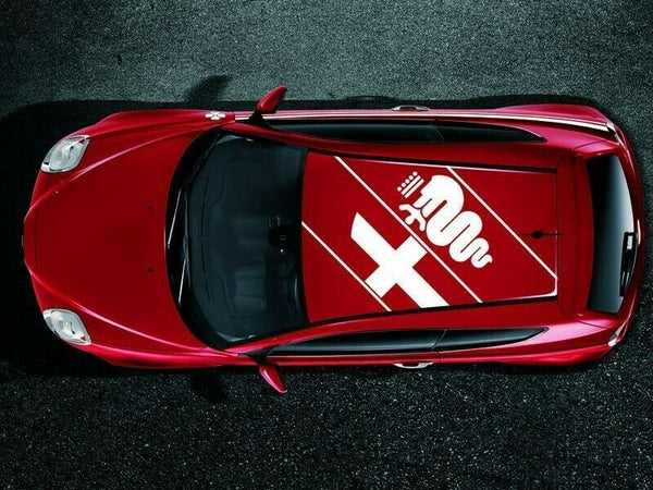 Rood Decal - Mito (Red)