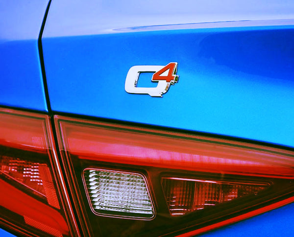 `Q4' Badge - Alfa Romeo Giulia 50544416