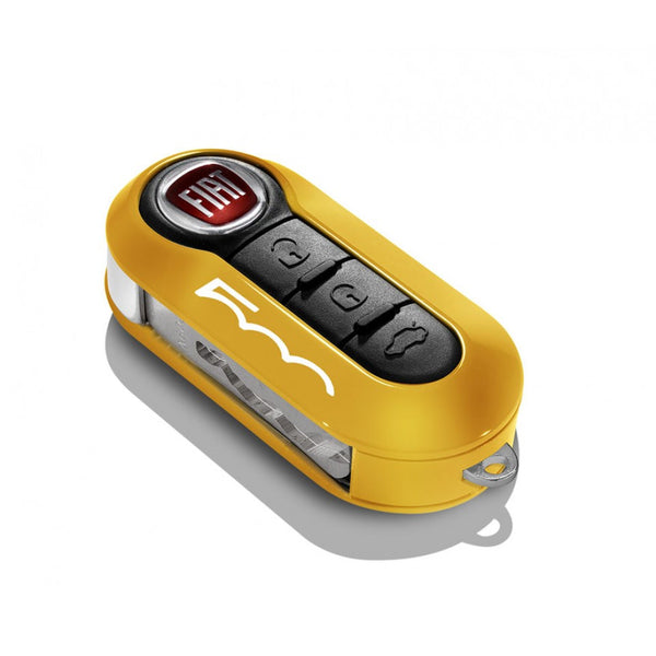 Key Covers - Mustard Yellow & White 500 & 500L 50926870