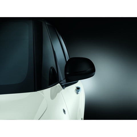 Pair of Black Mirror Covers - 500L 50926891