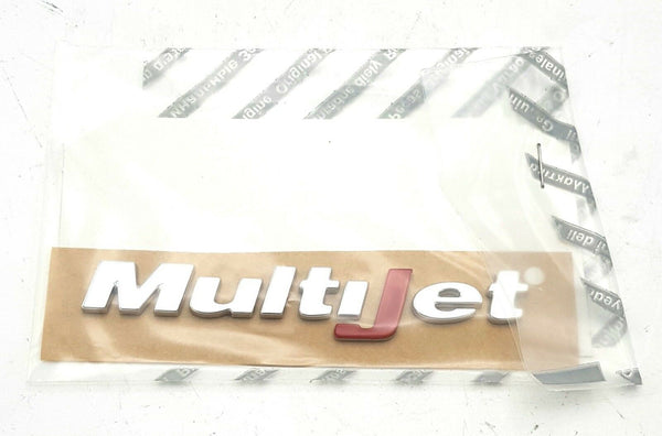 "Badge ""Multijet"""