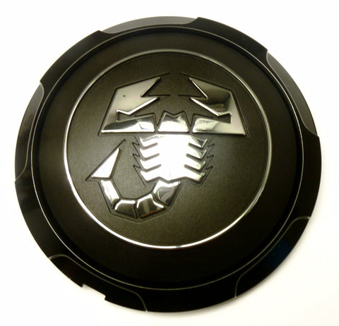 Alloy Wheel Centre Cap - 500 & Punto Evo Abarth