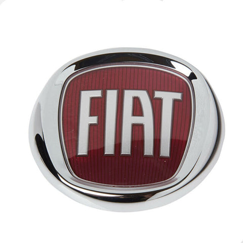 "Badge, Front Bumper, ""FIAT"" - 500"