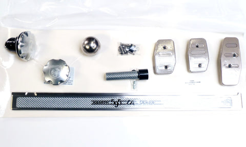 500 Abarth 595 Turismo Accessory Kit 5744483