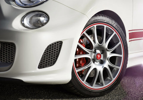 "17"" Alloy Wheel - 500 Abarth 50th Anniversary"