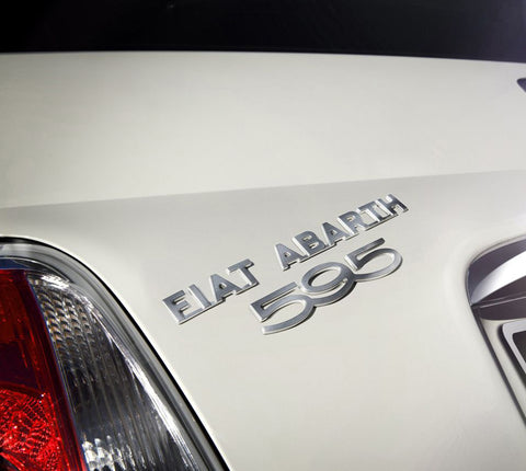 Fiat Abarth 595 badge - 500 Abarth 5745193