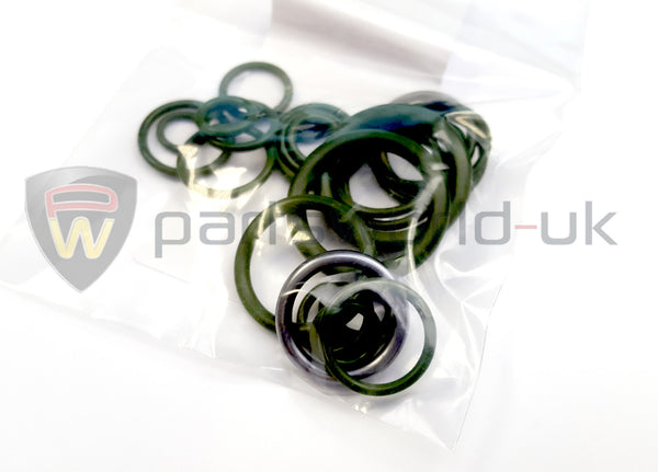Air Con Seal Pipes - Alfa Romeo 916 GTV & Spider
