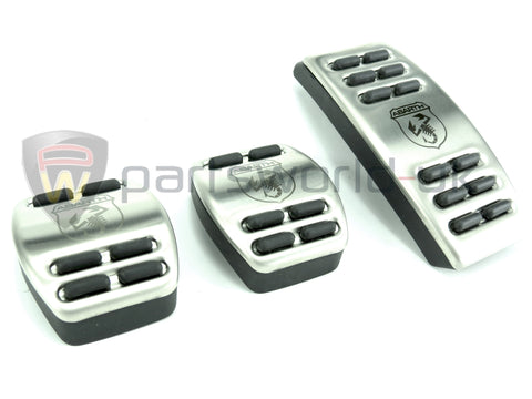 Alloy Pedal Kit - Punto Abarth 59107209