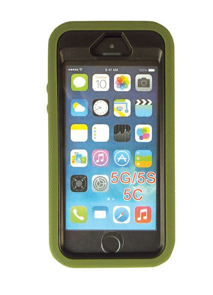 Jeep® iPhone 5 Phone Stand & Cover 6001099216