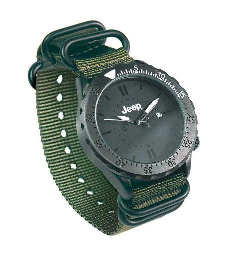 Official Jeep Accessories: Official Jeep® Chronograph Watch 6001099269
