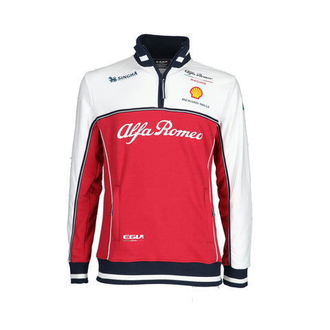 Technical Sweatshirt - Alfa Romeo F1 Racing Team