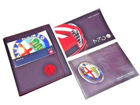 Owners Book Pack - Alfa Romeo Mito 2013-2016 60438743