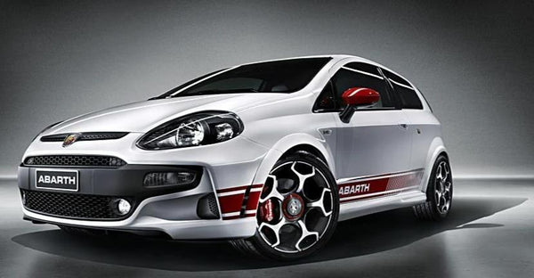 Decal Kit, Red - Grande Punto Evo Abarth