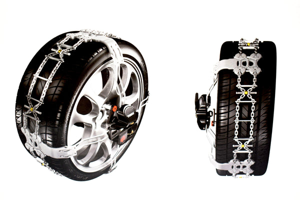 Snow Chains  - 500 Abarth 595 Competizione