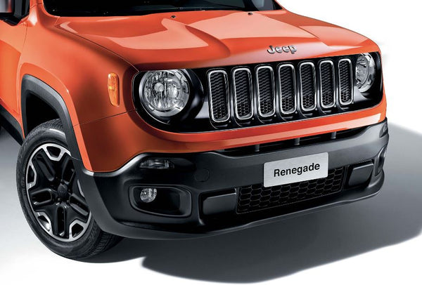 Grille & Mirror Kit in Piano Black - Jeep® Renegade 71807416