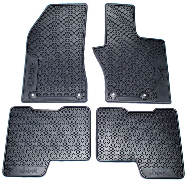 Rubber Mats - Jeep® Renegade 71807886