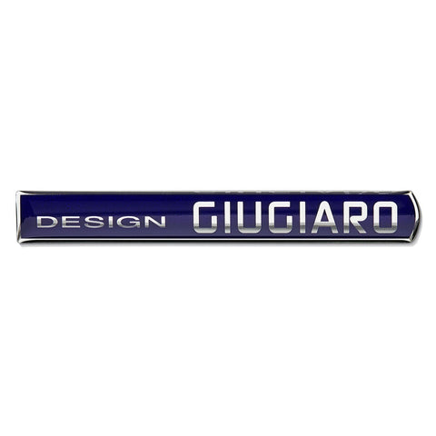 Fiat & Alfa Romeo 'Design Giugario' Badge 735402489