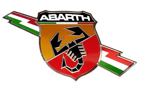 Abarth Lightning badge