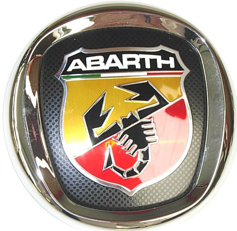 Front Grille Badge - Grande Punto Abarth