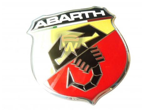Front Badge - 500 Abarth