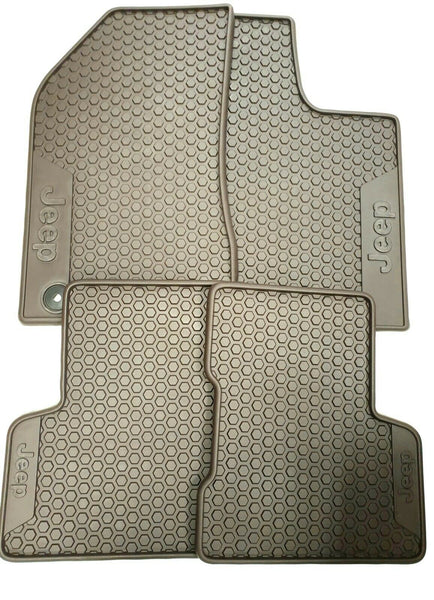 Rubber Mat Set - Jeep® Renegade