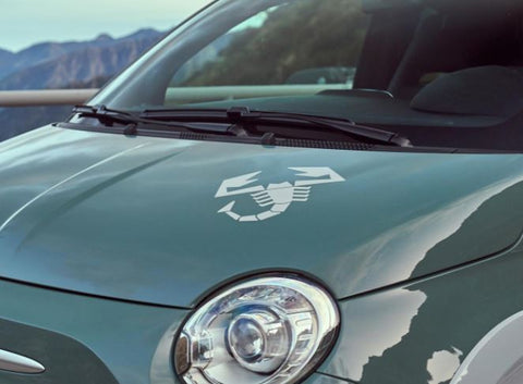 Scorpion Decal - 500 Abarth 70th Anniversary