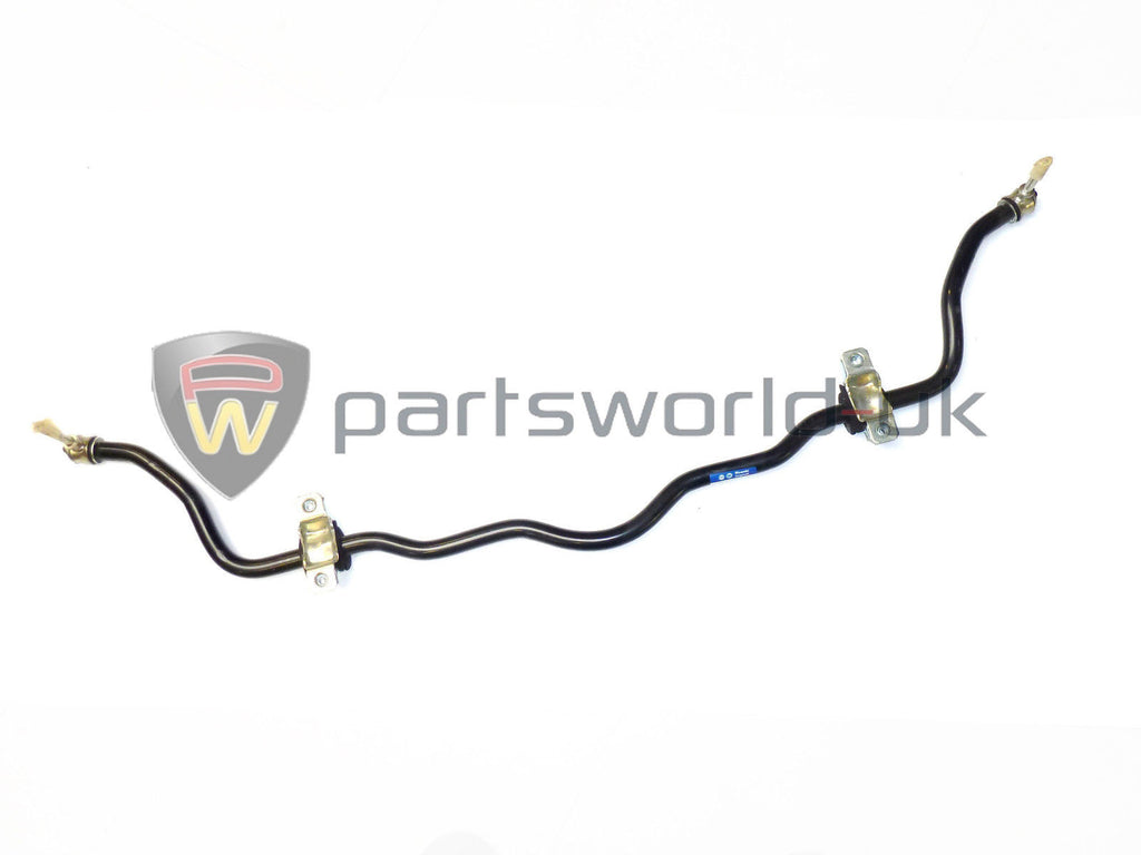 Front Anti Roll Bar Coupe on fiat punto evo