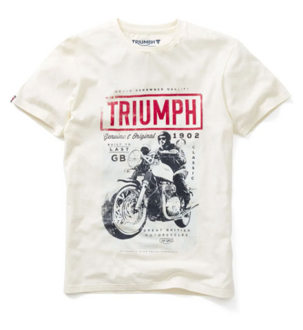Triumph Men's Hughes T-Shirt